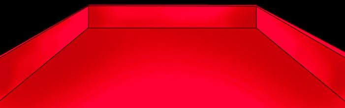 Scatola rossa di San Valentino