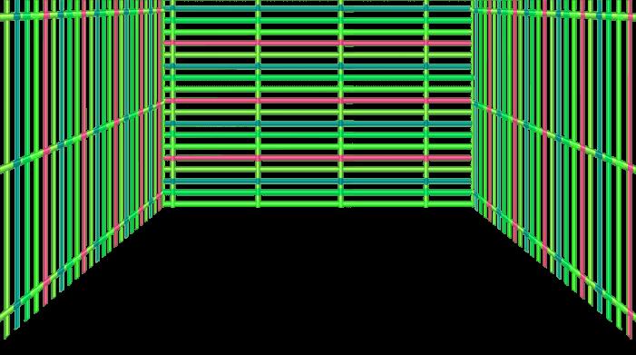 Griglia verde