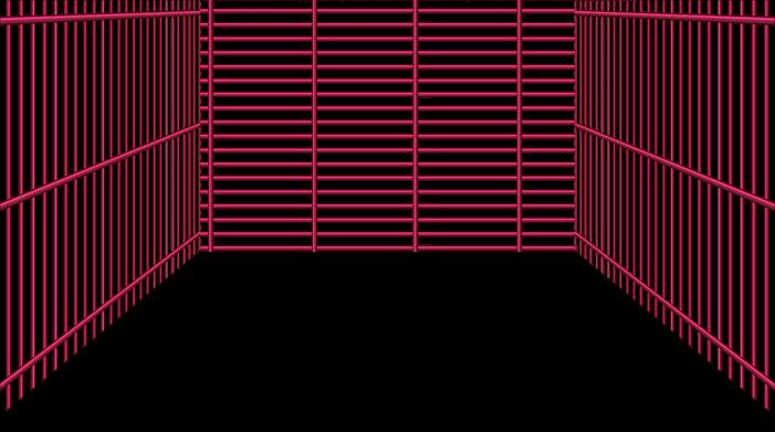 Griglia rosa