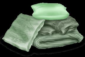 Cuscini e rivestimenti interni Chalet