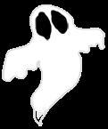 Ghost Halloween 2018