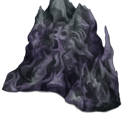 Lugubrious Wallstone sotterraneo