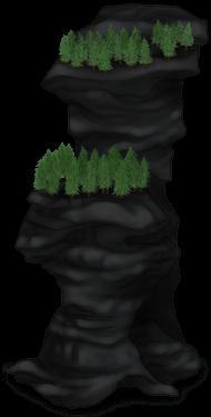 Colonna di roccia vichinga