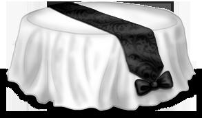 Tavolo per ricevimento di nozze