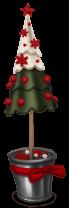 Mercatino di Natale Albero di Natale
