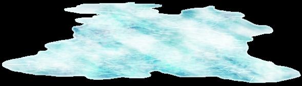Pattinatore sul lago ghiacciato