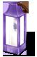 Lanterna 1 Ambiente romantico