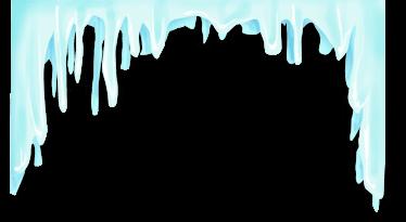 Fata dei ghiacci dell'inverno