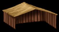 Maisonnette in legno