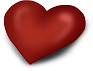 Cuscino cuore