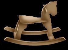 Cavallo di legno