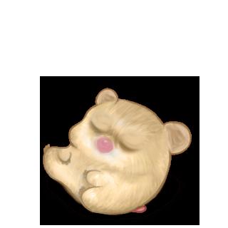 Adotta un Criceto Marrone Beige