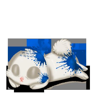 Adotta un Coniglio Inchiostro