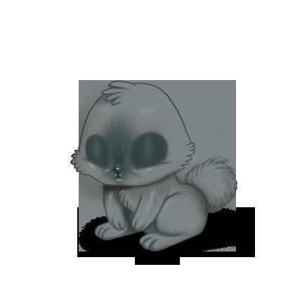 Adotta un Coniglio Ariete grigio