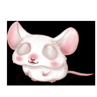 Mouse Albino