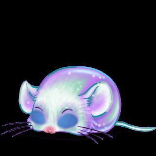 Adotta un Mouse Scintillio dorato