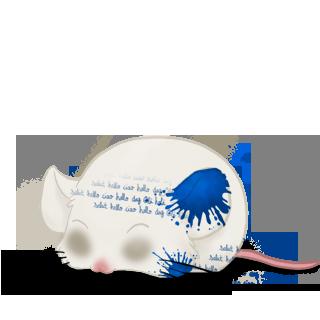 Adotta un Mouse Cioccolato al latte