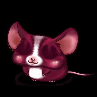 Adotta un Mouse Fucsia