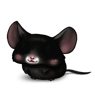 Adotta un Mouse Nero