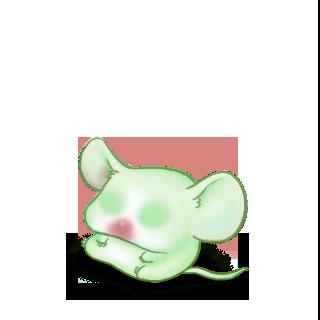 Adotta un Mouse Pistacchio